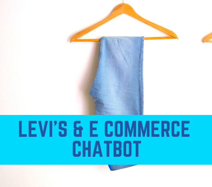 eCommerce-Chatbot-Levis-Chatbot