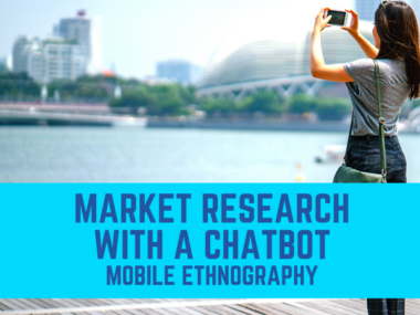 Market-Research-With-A-Chatbot-Mobile-Ethnography