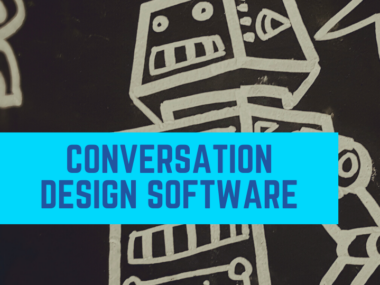 Chatbot Conversation Design Software