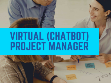 Virtual chatbot Project manager